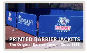 Printed barrier jackets